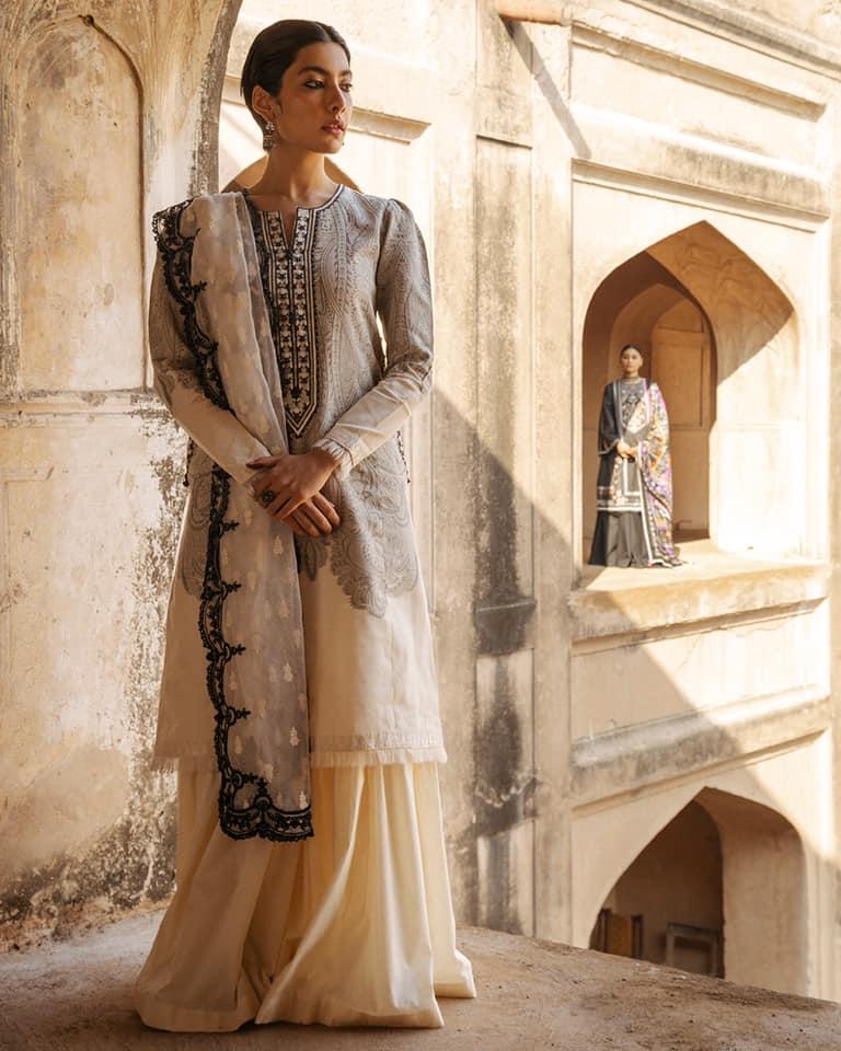 Zara ShahJahan Lawn Collection 2020 13 9