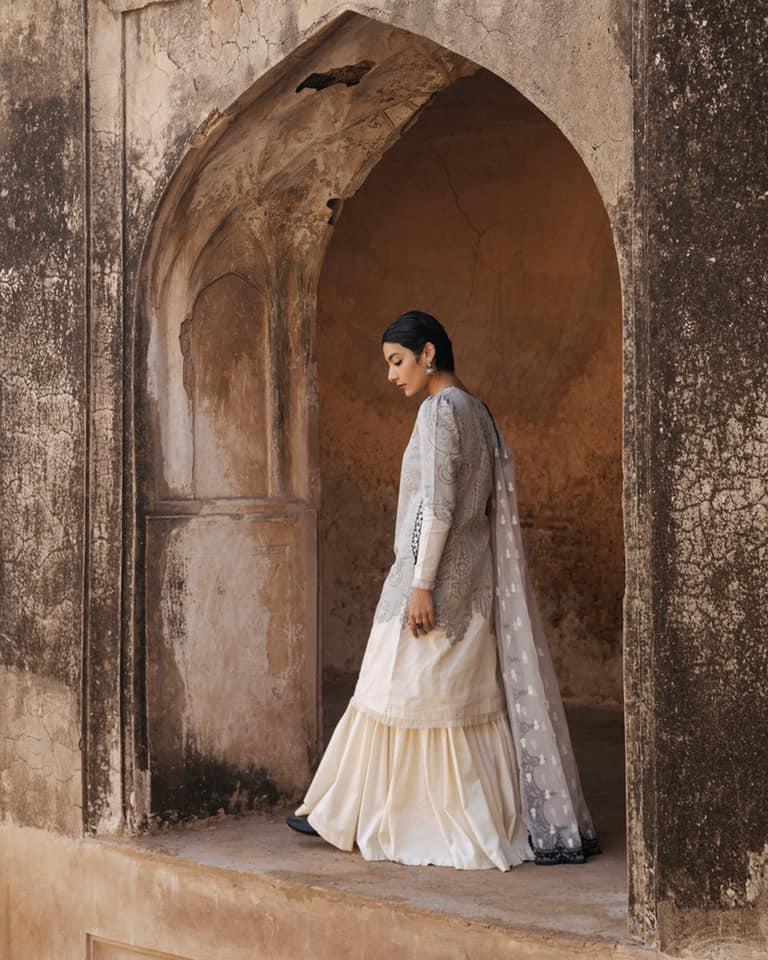 Zara ShahJahan Lawn Collection 2020 14 9A