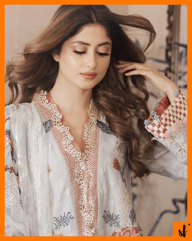 Sajal Aly slaying in her latest photoshoot for Qalamkar 7 SAJAL ALI NEW SHOOT 2