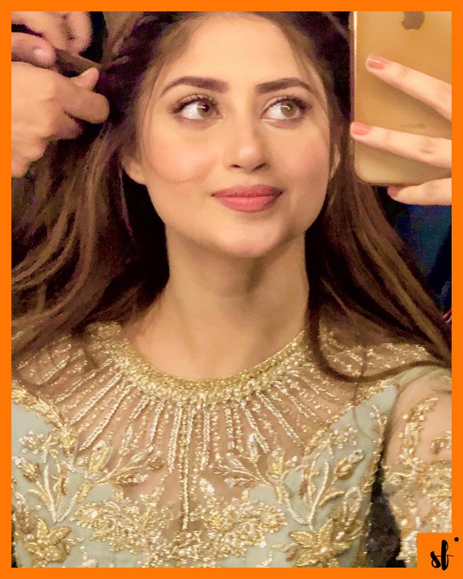Sajal Aly slaying in her latest photoshoot for Qalamkar 7 SAJAL ALI NEW SHOOT 4