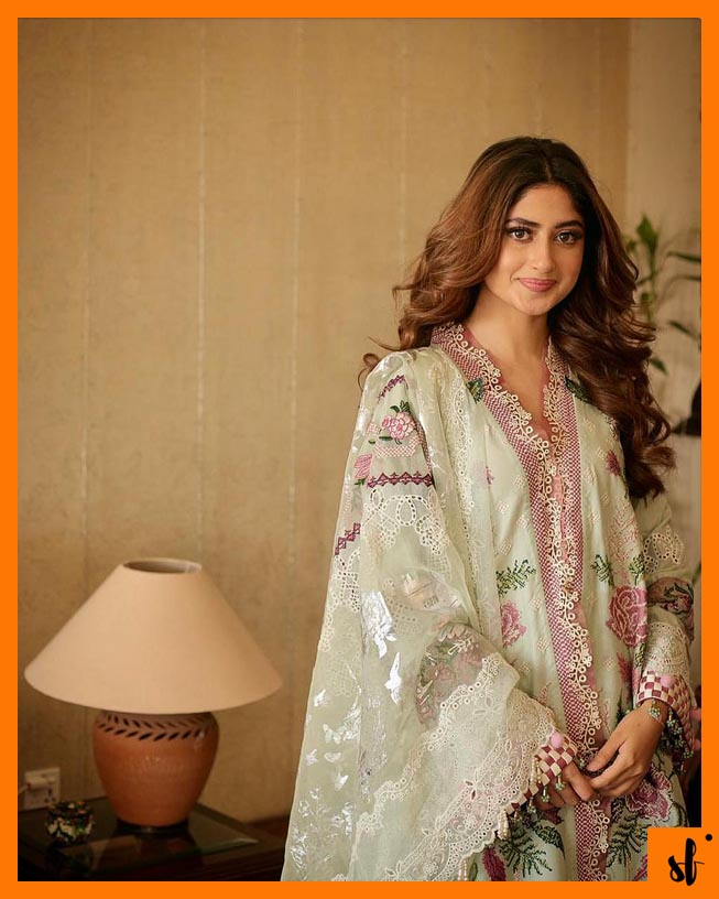 Sajal Aly slaying in her latest photoshoot for Qalamkar 8 SAJAL ALI NEW SHOOT 5