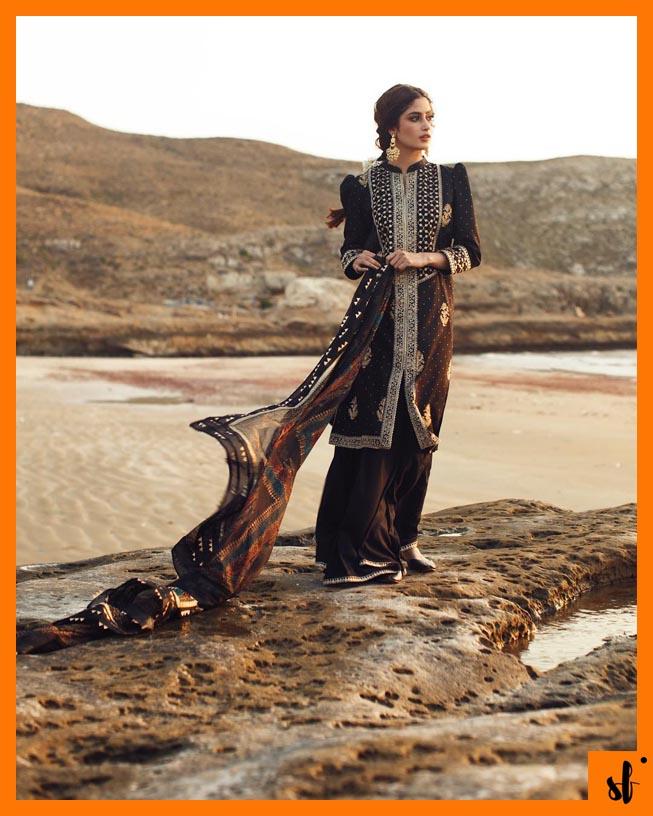 Sajal Aly slaying in her latest photoshoot for Qalamkar 4 SAJAL ALI NEW SHOOT 8