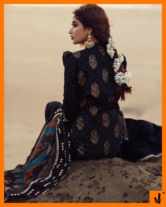 Sajal Aly slaying in her latest photoshoot for Qalamkar 4 SAJAL ALI NEW SHOOT 9