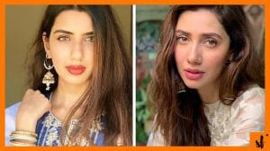 The beautiful mahira khan look alike kurasah anwer