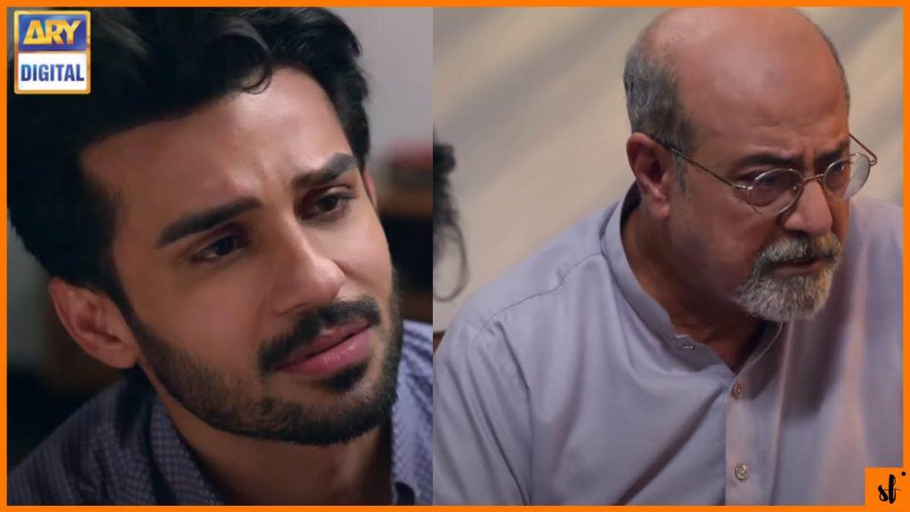 Fahad Sheikh as Ahmer
