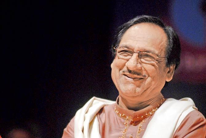 Ghulam Ali Singer