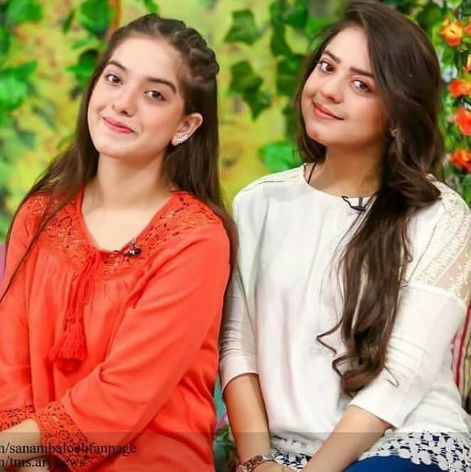 arisha razi sister