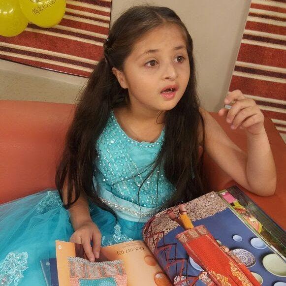 mariyam khalif child star