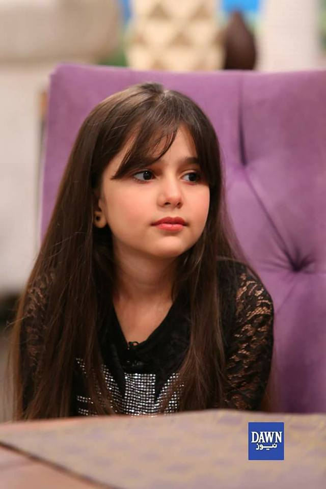 khushi maheen child star