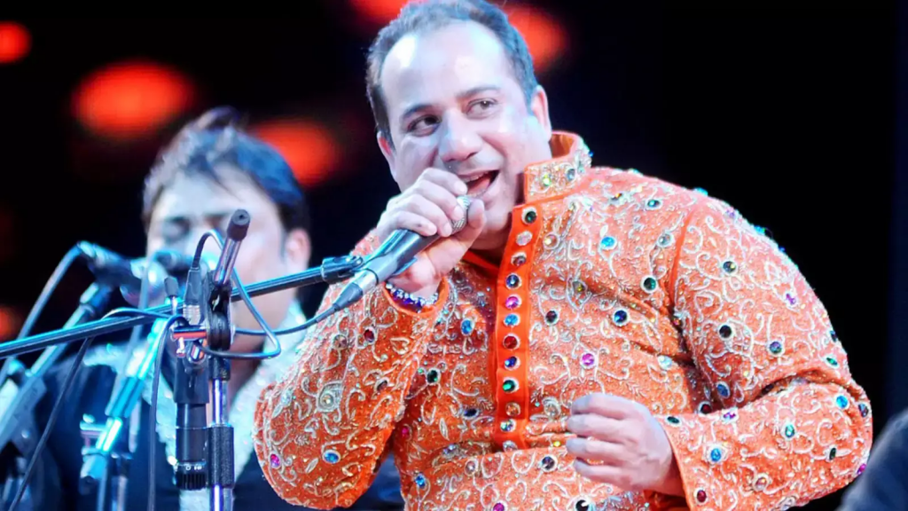 ahat Fateh Ali Khan Biography