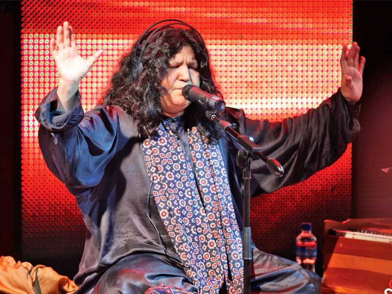 Abida Parveen Biography