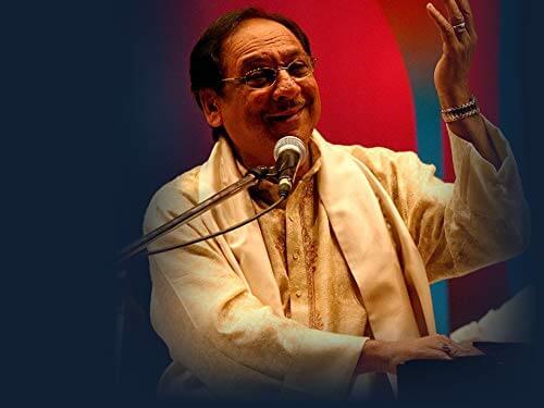 Ghulam Ali Singer Image