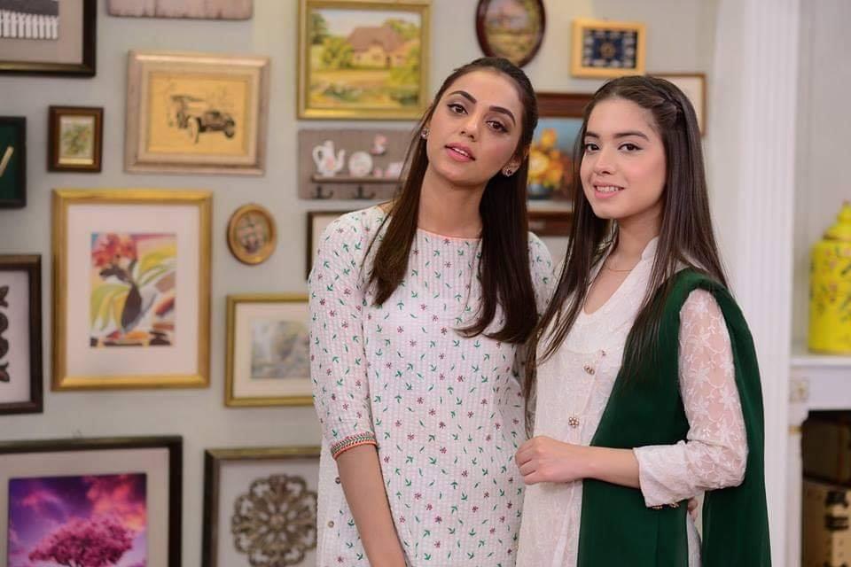 arisha razi movies and tv shows