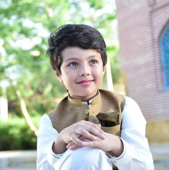 Pehlaaj Hassan child actor