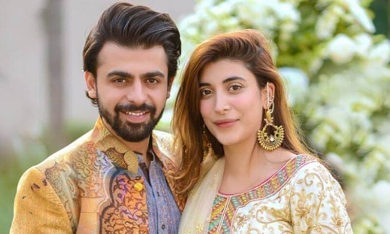 farhan saeed wife