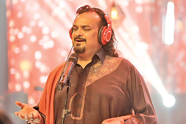 Legendry Old Pakistani Singers who Founded Pakistani Music 37 Amjad Sabri