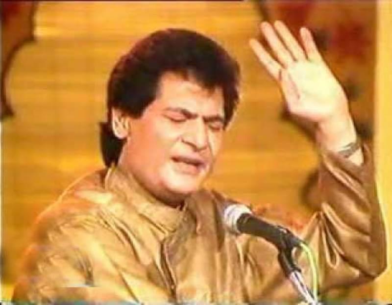 Legendry Old Pakistani Singers who Founded Pakistani Music 28 Asad Amanat Ali Khan