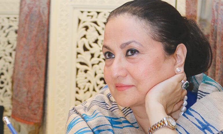 Expensive Fashion Designers in Pakistan 62 Bunto Kazmi Pakistani Designer 1
