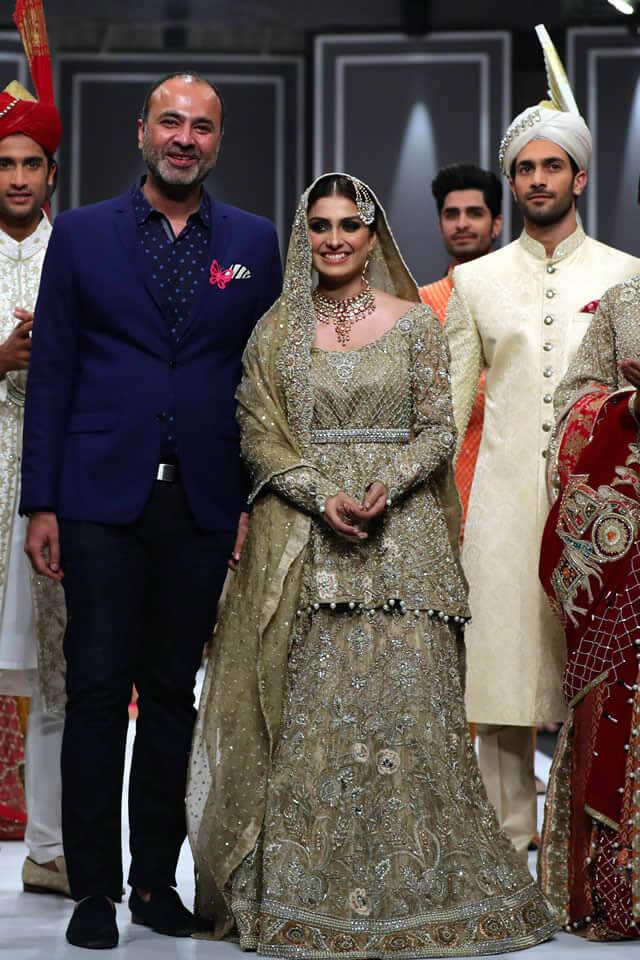 Expensive Fashion Designers in Pakistan 10 Deepak Perwani Fashion Designer 1