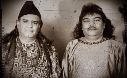 Legendry Old Pakistani Singers who Founded Pakistani Music 25 Ghulam Farid Sabri