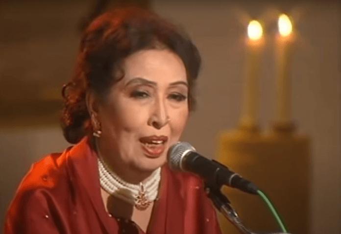 Legendry Old Pakistani Singers who Founded Pakistani Music 33 Iqbal Bano Singer