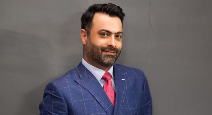 Expensive Fashion Designers in Pakistan 54 Kamiar Rokni 1