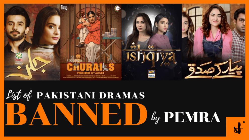 Pakistani Dramas Banned