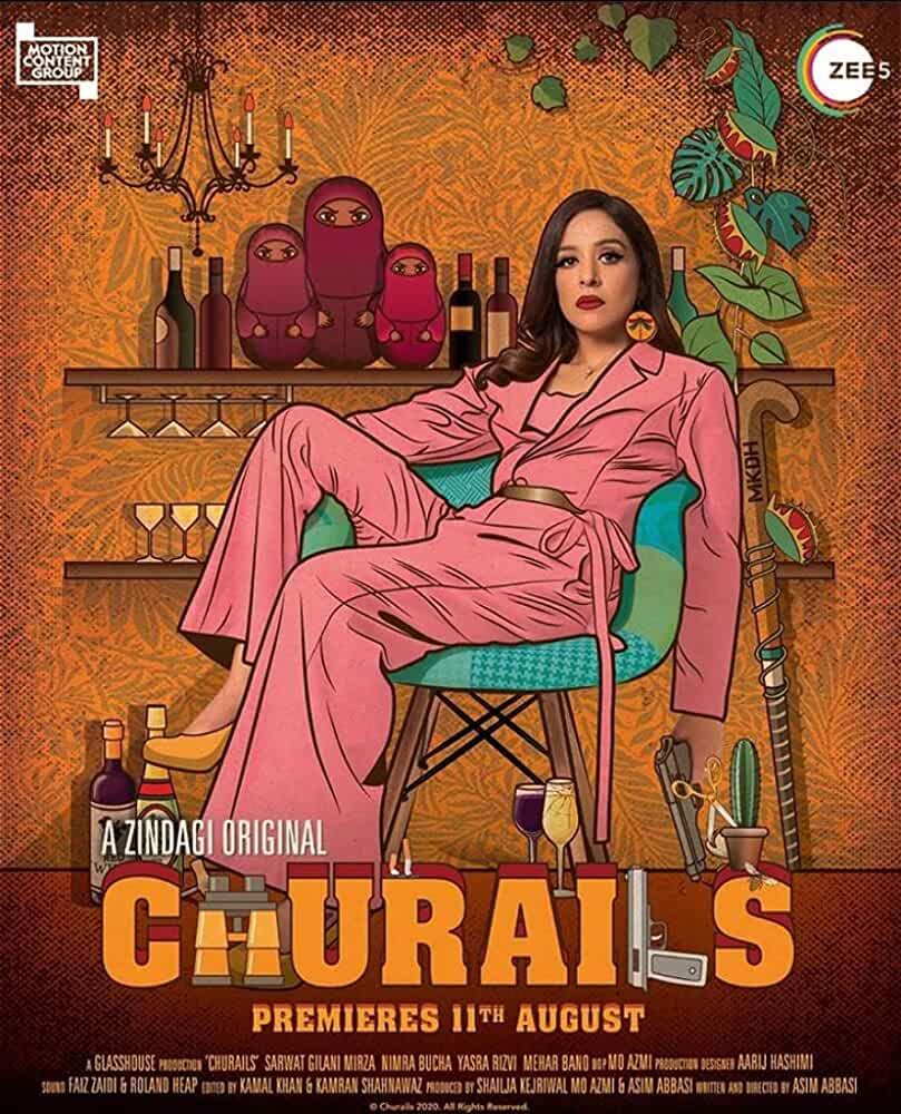 pakistani web series churails