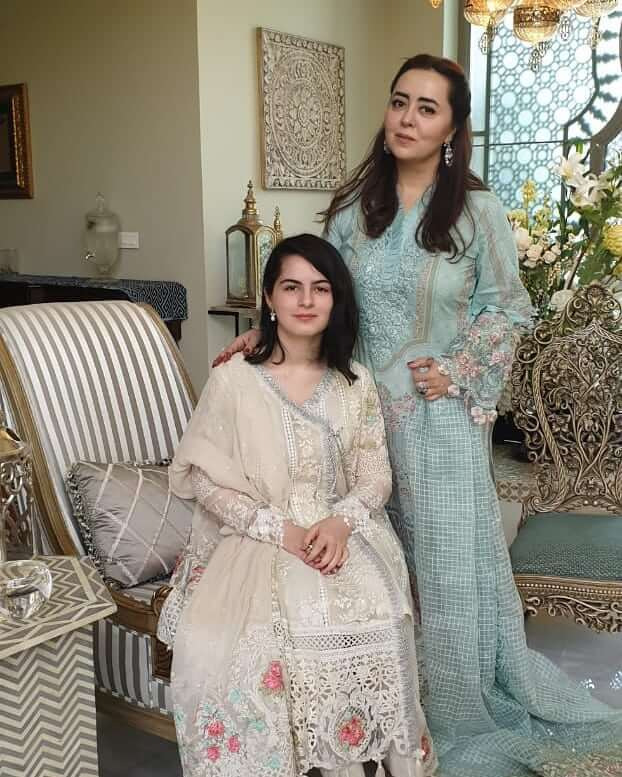 Expensive Fashion Designers in Pakistan 15 Maria B Wearing her Own Collection 1
