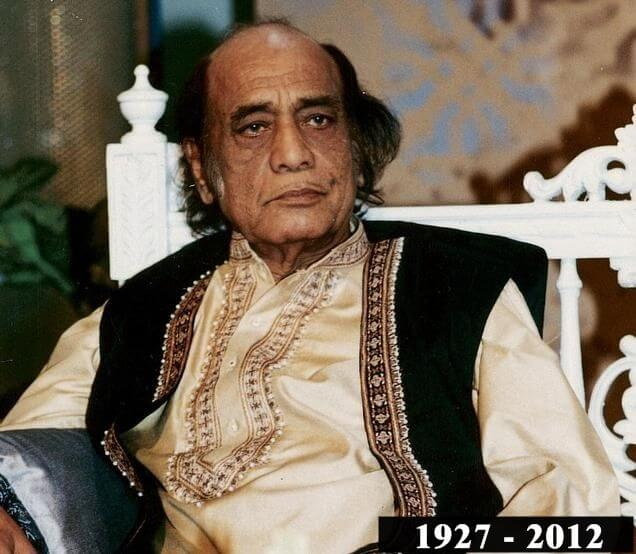 Legendry Old Pakistani Singers who Founded Pakistani Music 15 Mehdi Hassan