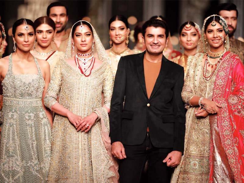 Expensive Fashion Designers in Pakistan 39 Mehdi Pakistani Designer 1