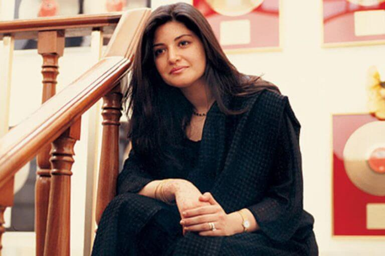 Legendry Old Pakistani Singers who Founded Pakistani Music 12 Nazia Hassan