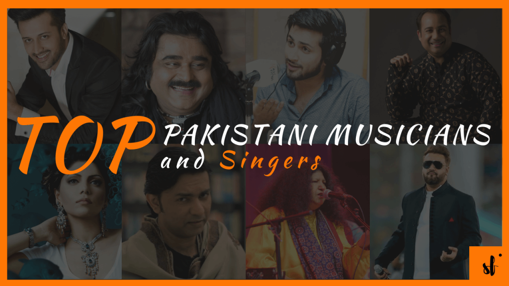 List of Top Pakistani Musicians and Singers 1 Top Pakistani Musicians and Singers 1