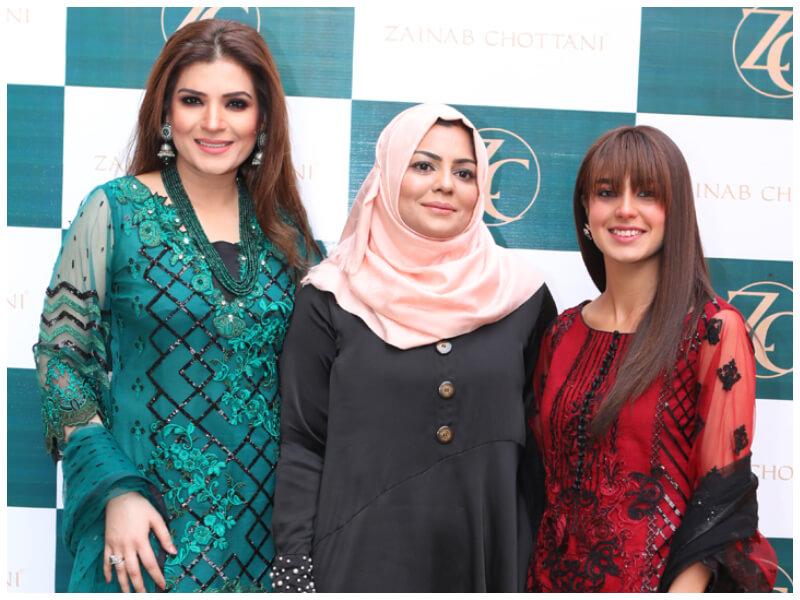 Expensive Fashion Designers in Pakistan 26 Zainab Chottani Designer Picture 1