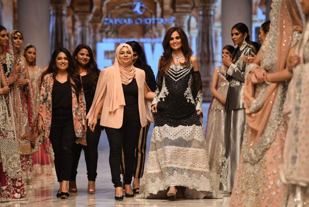Expensive Fashion Designers in Pakistan 27 Zainab Chottani Fashion Designer 2