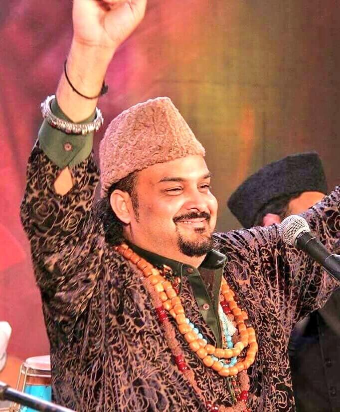 Legendry Old Pakistani Singers who Founded Pakistani Music 35 amjad sabri pic