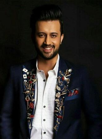 Famous Singer Atif Aslam