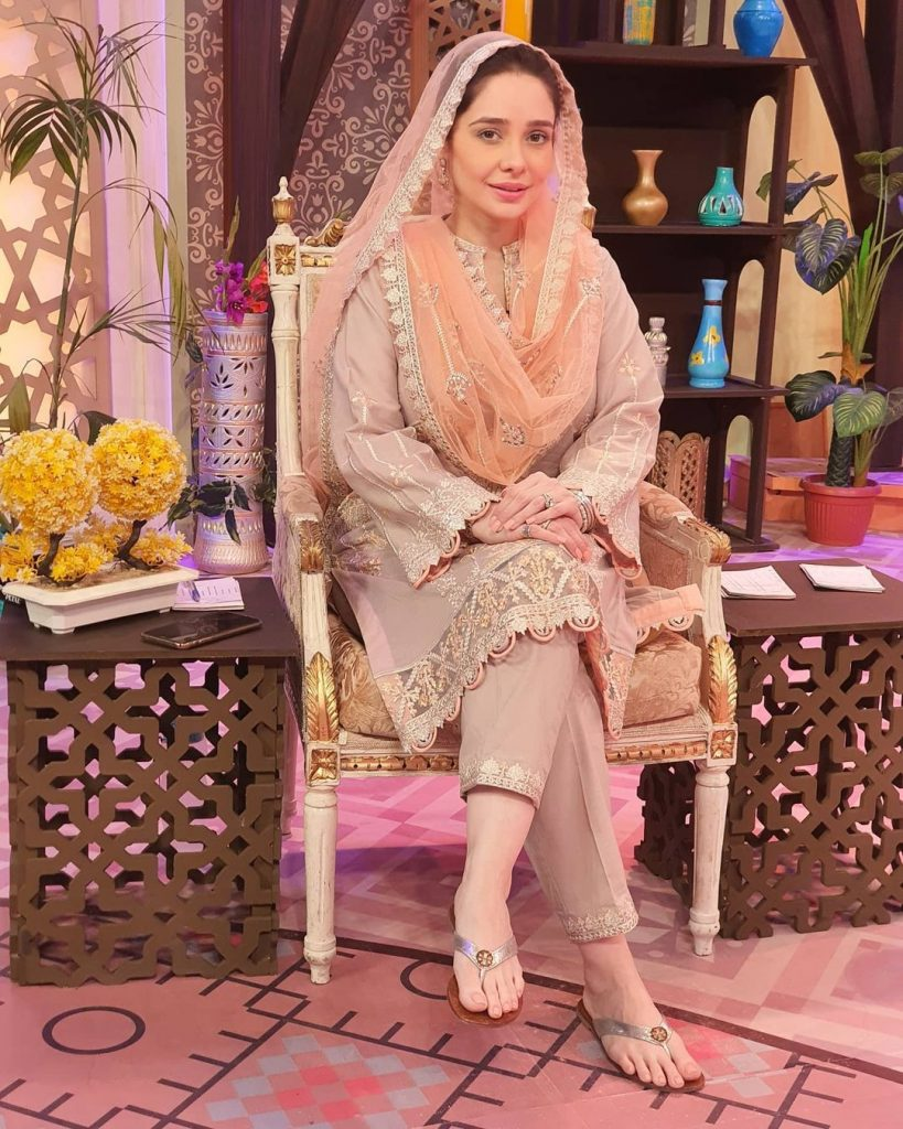 Pakistani Morning show host Juggan Kazim