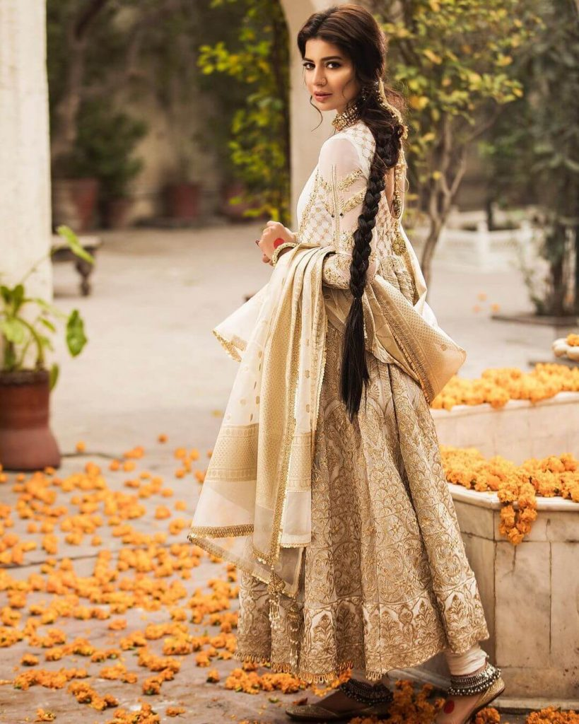 pakistani bridal photoshoot