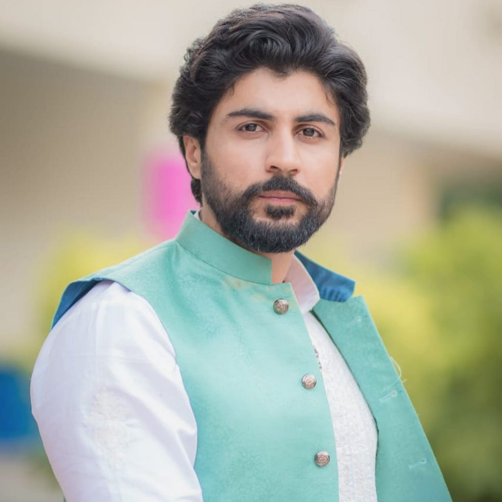 pakistani actor ali josh