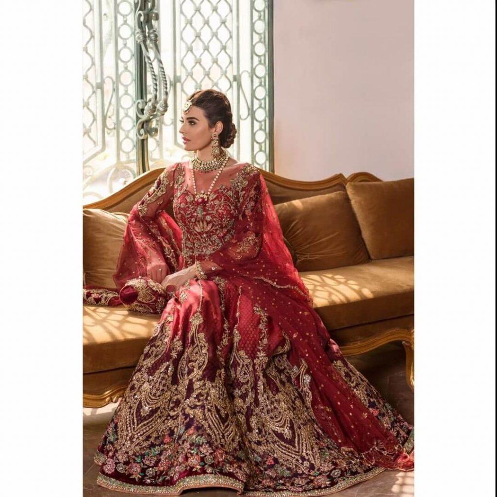 Falaknuma new Bridal collection by Nickie Nina