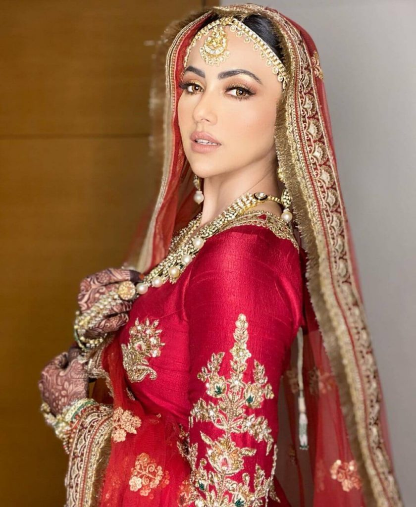 Sana Khan Wedding pictures