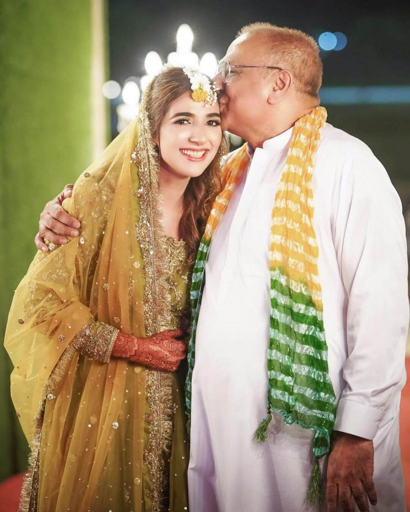 Rabab Hashim Family Pics