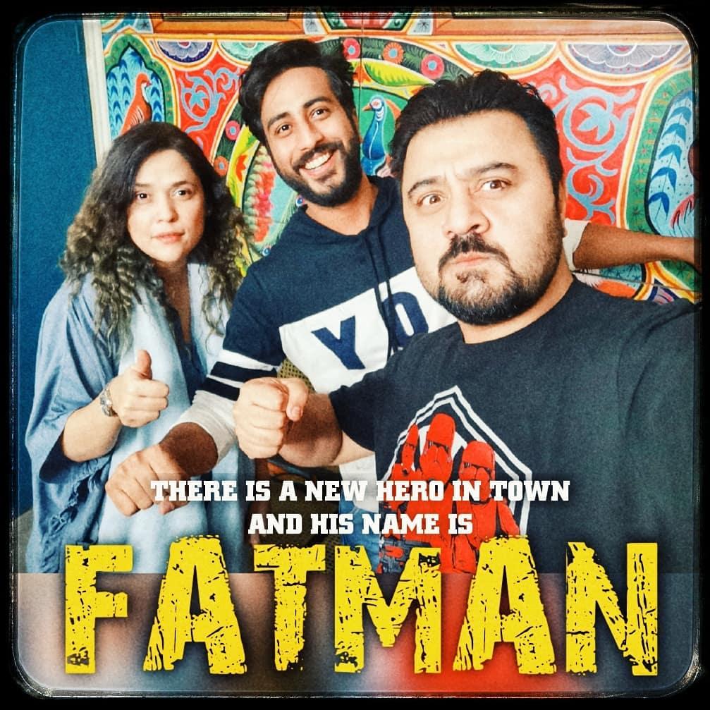 Fatman Pakistani Movie