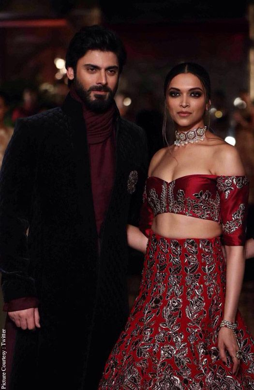 fawad khan and deepika padukone