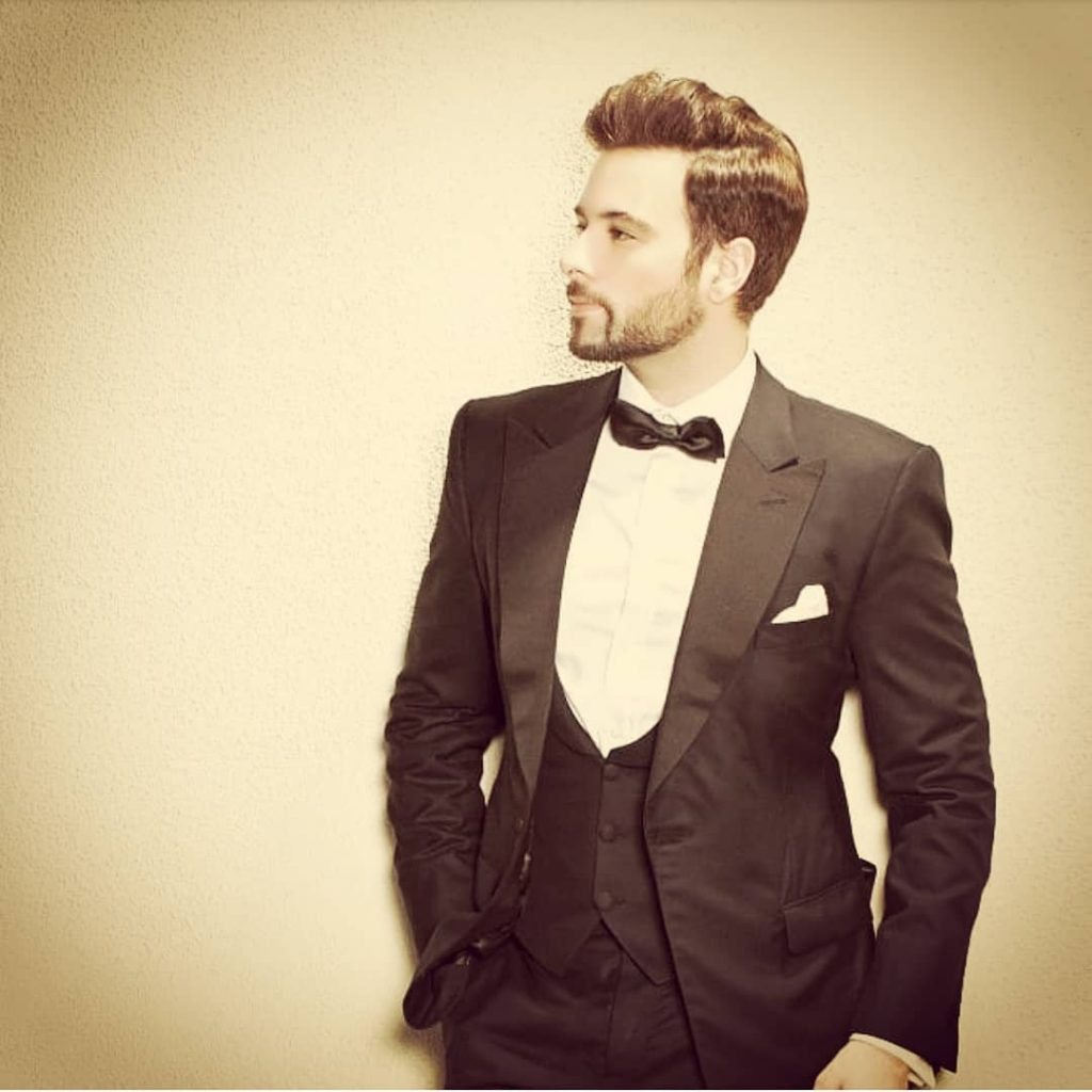 mikaal zulfiqar height