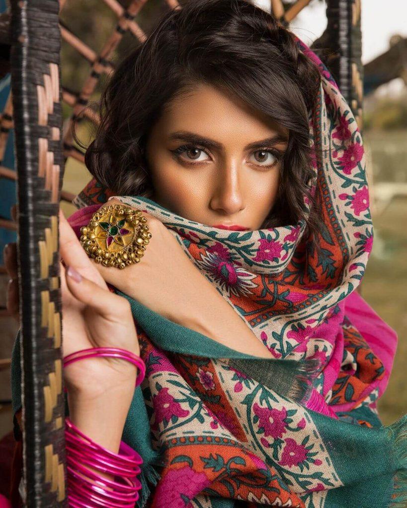 Zara Peerzada model