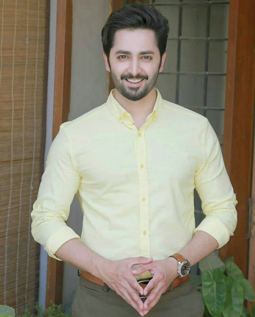 danish taimoor model