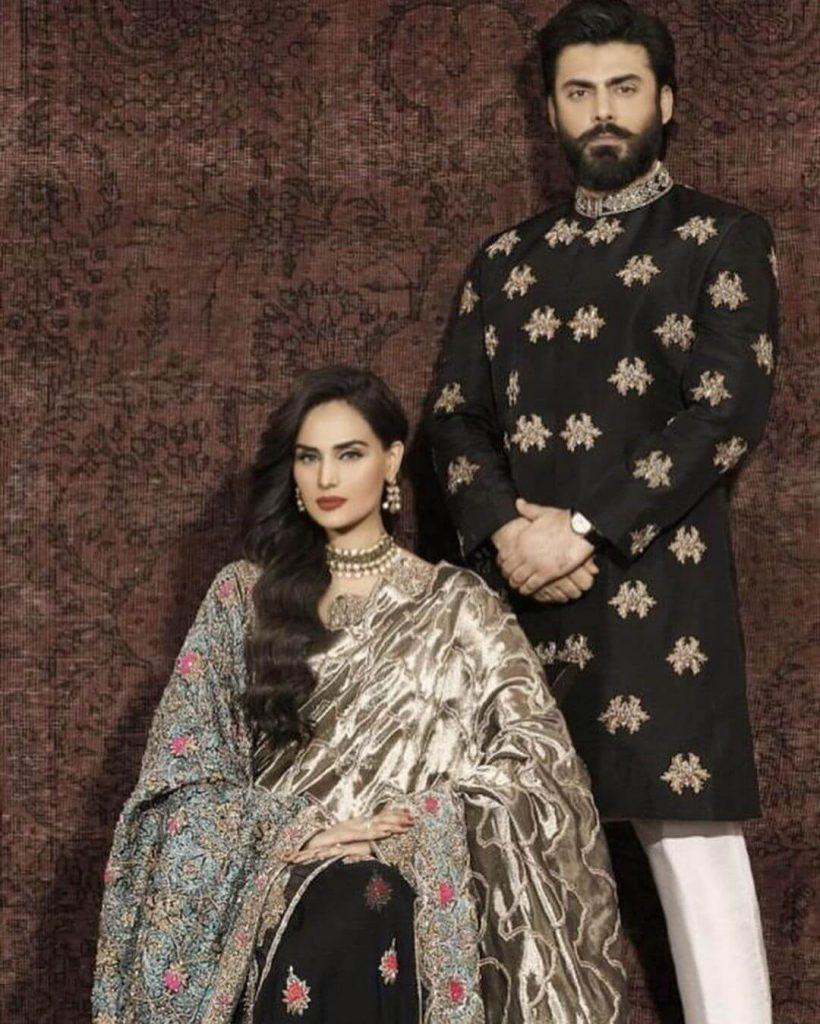 mehreen syed bridal photoshoot