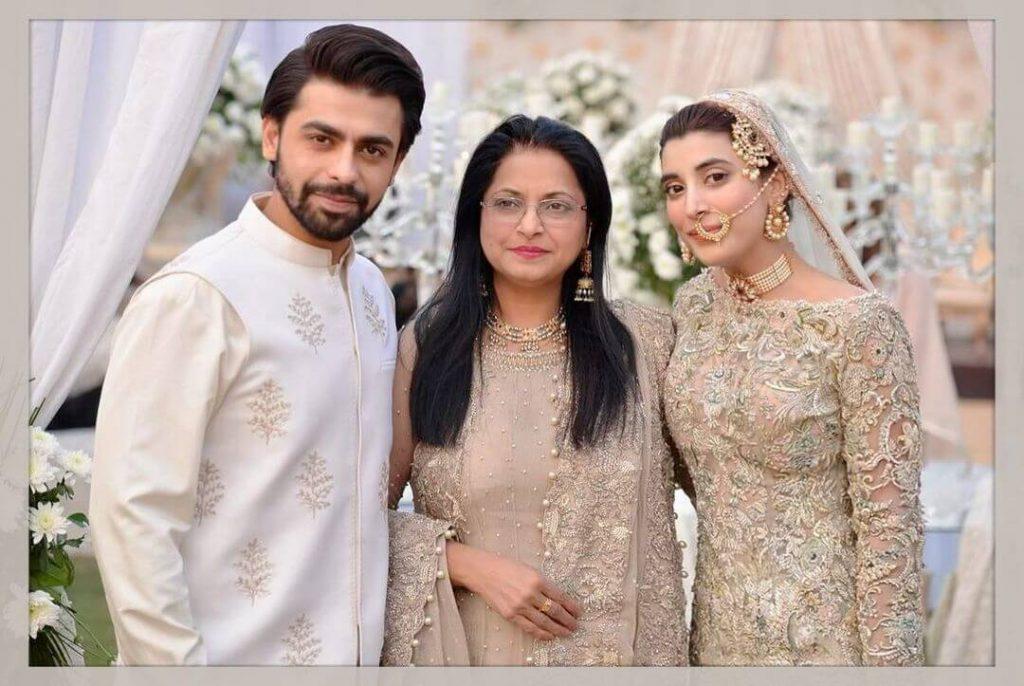 Urwa Hocane and Farhan Saeed Wedding
